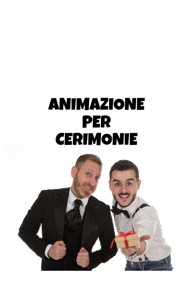 animatori-per-matrimonio-circowow