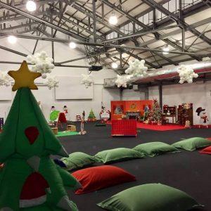 organizzare eventi natalizi