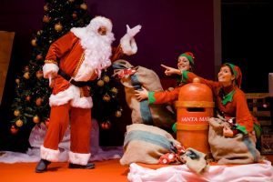 organizzazione eventi natalizi