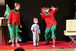 Festa di Natale per la scuola dell'infanzia con lo staff di Circowow!