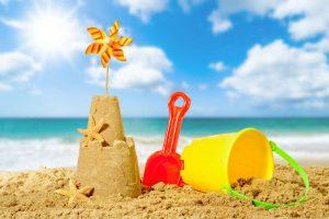 vacanza con bambini la mare
