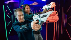 lasergame party